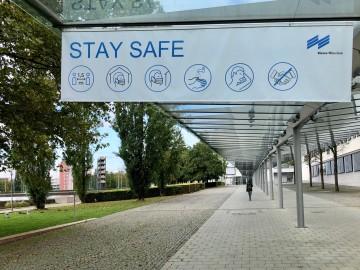 Stay safe